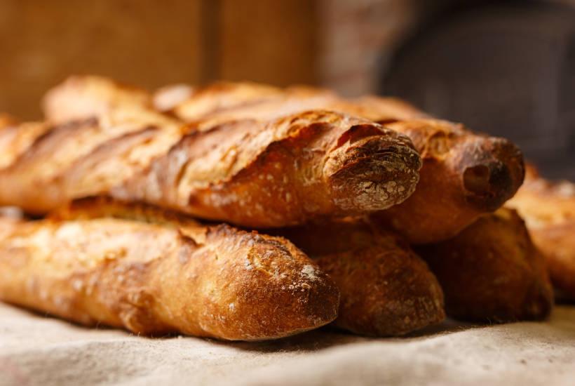 Baguettes - ohne Zucker gebacken häufig verträglich bei Fructoseintoleranz