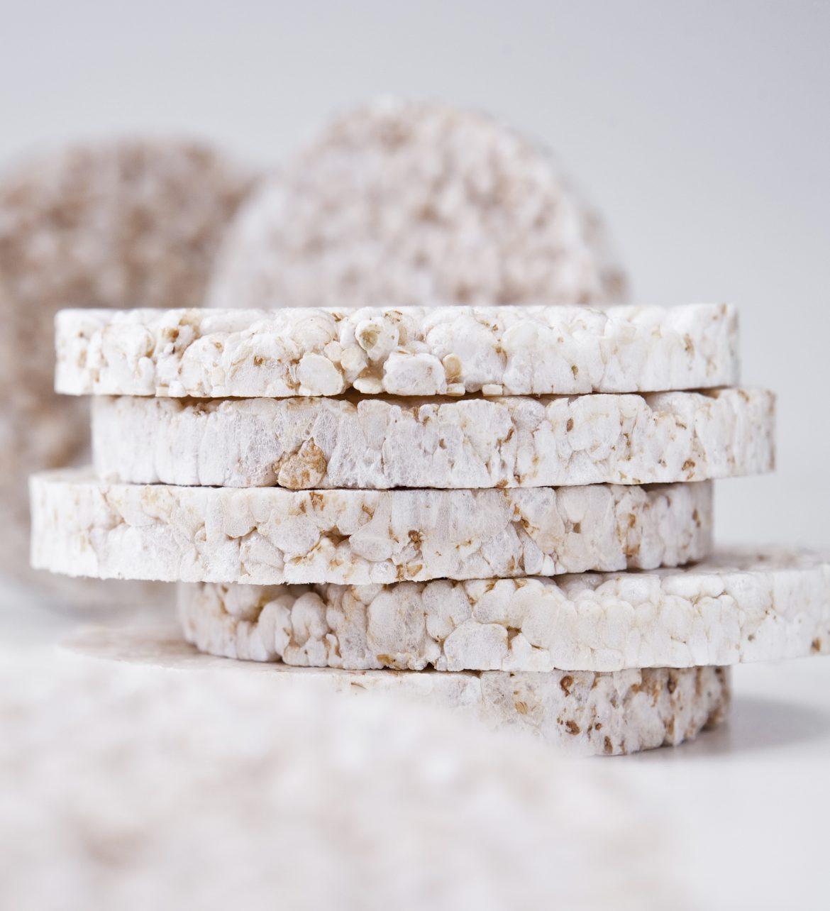 Reiswaffeln ohne Fructose, ideal in der Karenzzeit
