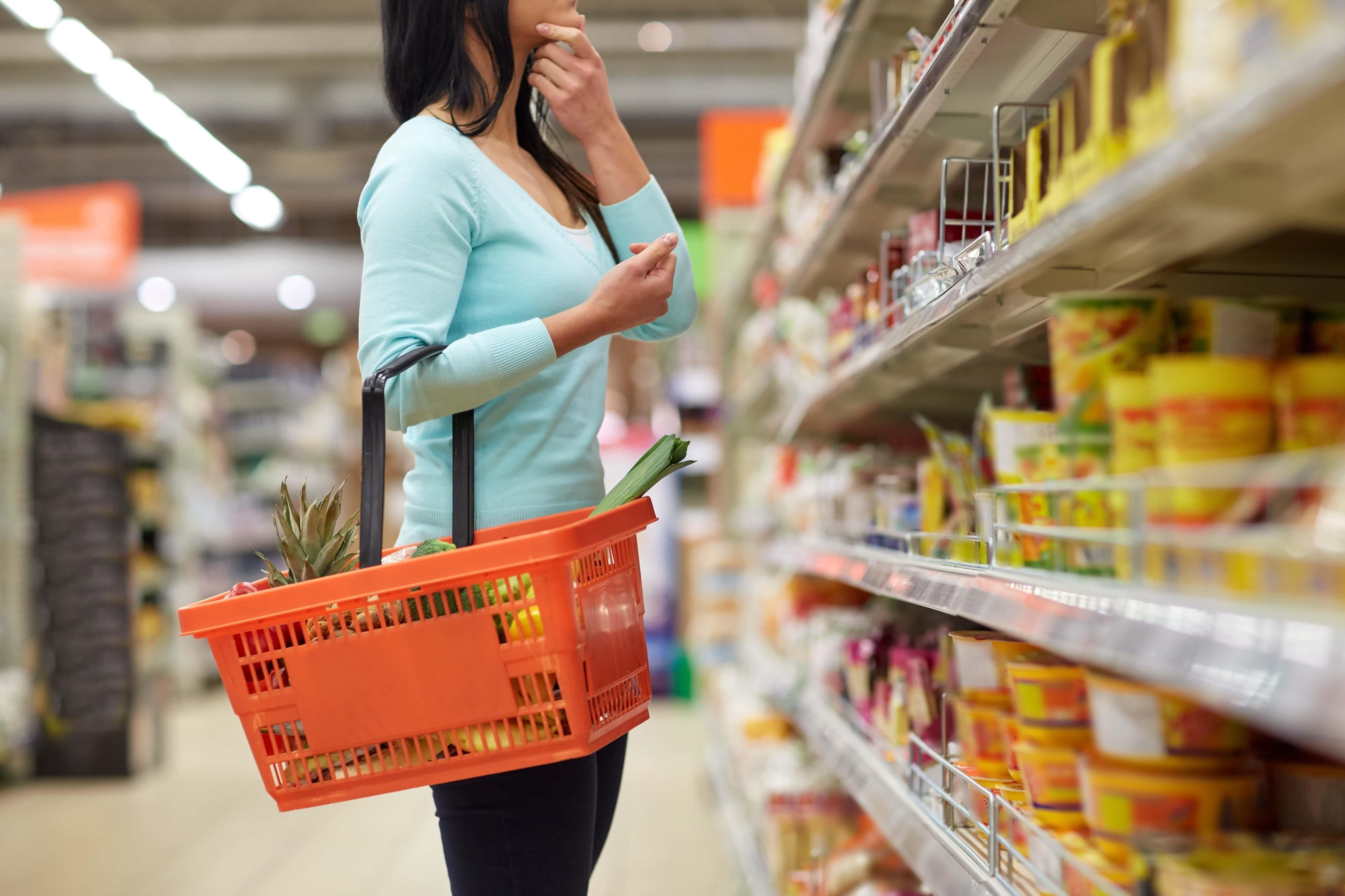 Fructosegehalt in Lebensmitteln, Fertignahrung, Fertigprodukten