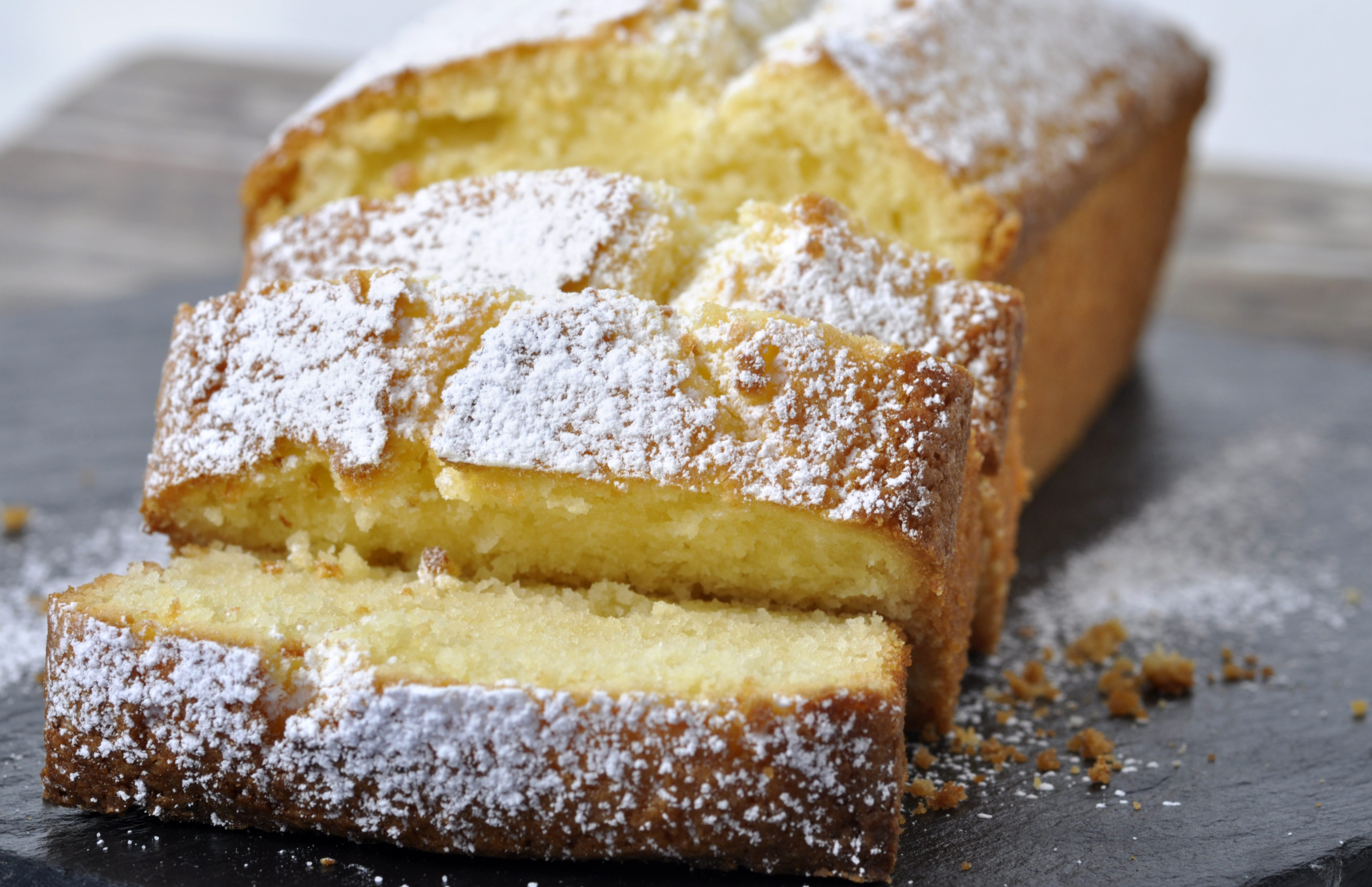 Fructosearmer Zitronenkuchen, ideal bei Fructosemalabsorption