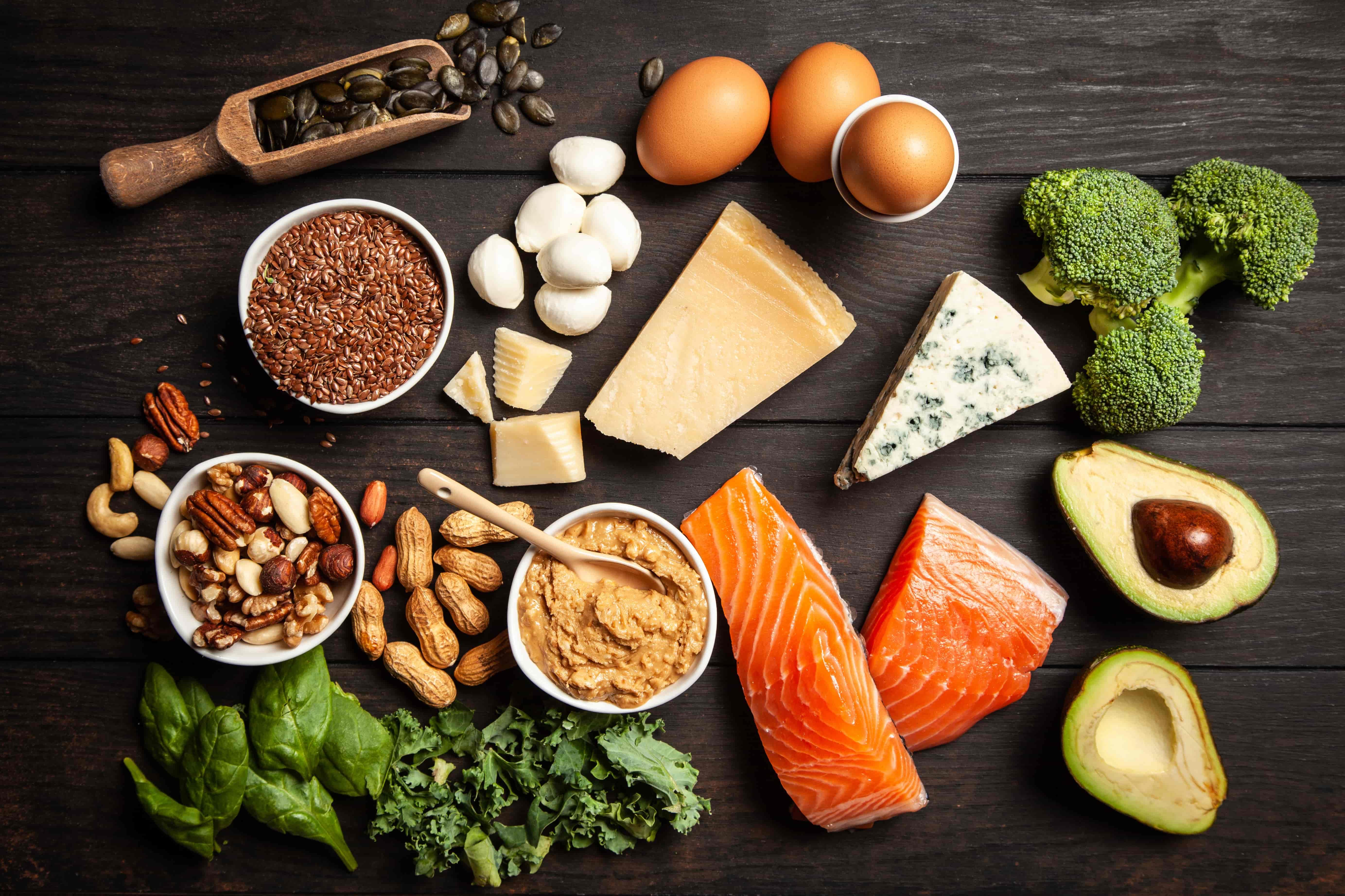 vitaminreiche Lebensmittel bei Fructoseintoleranz